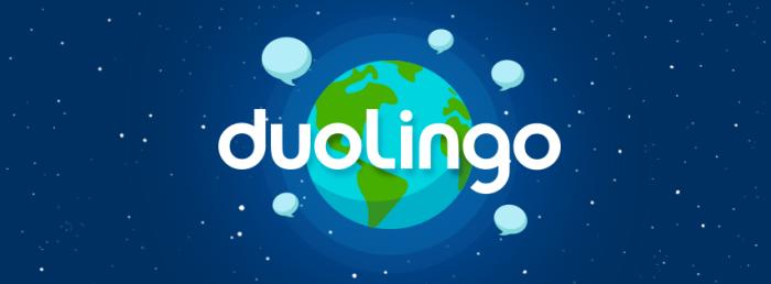 #Duolingo
