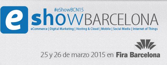 eshow-barcelona-2015